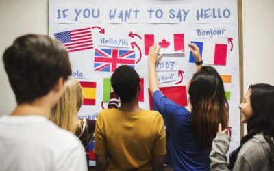 The benefits of employing multilingual people